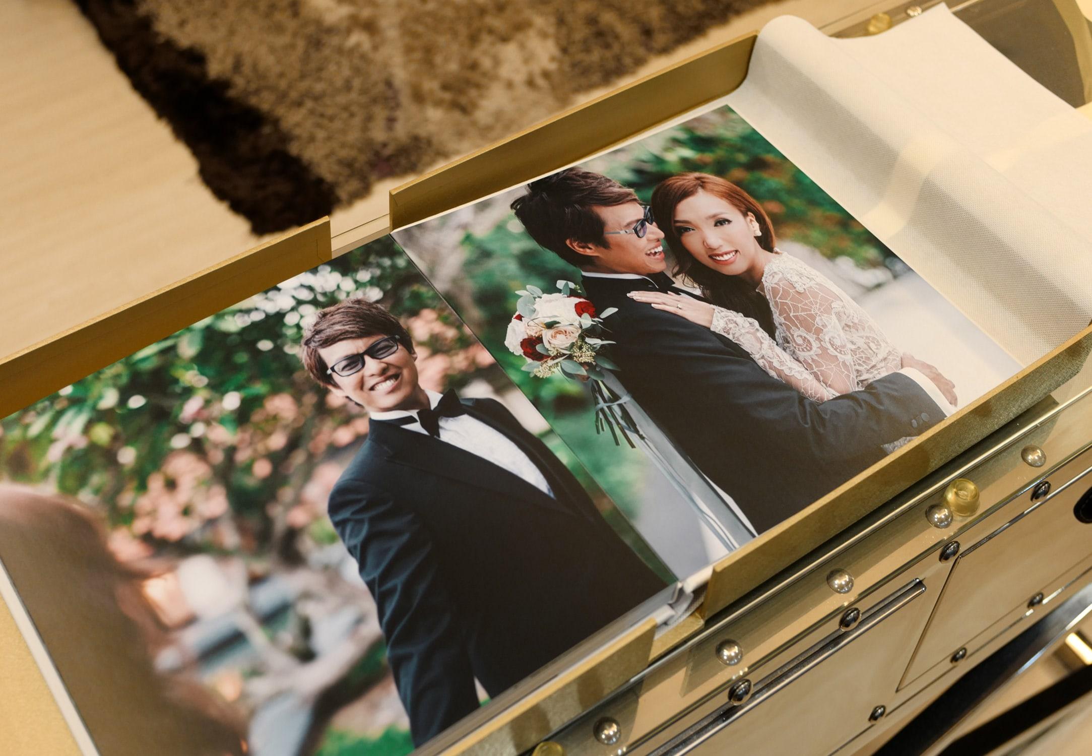 Wedding Album Wedding Photography Singapore