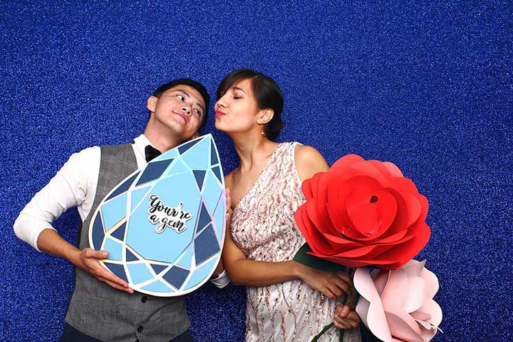 Actual Day Photography Package Photobooth