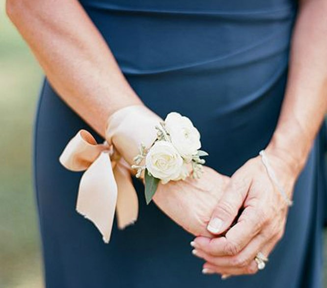 Floral and Corsages Wedding Photography Singapore