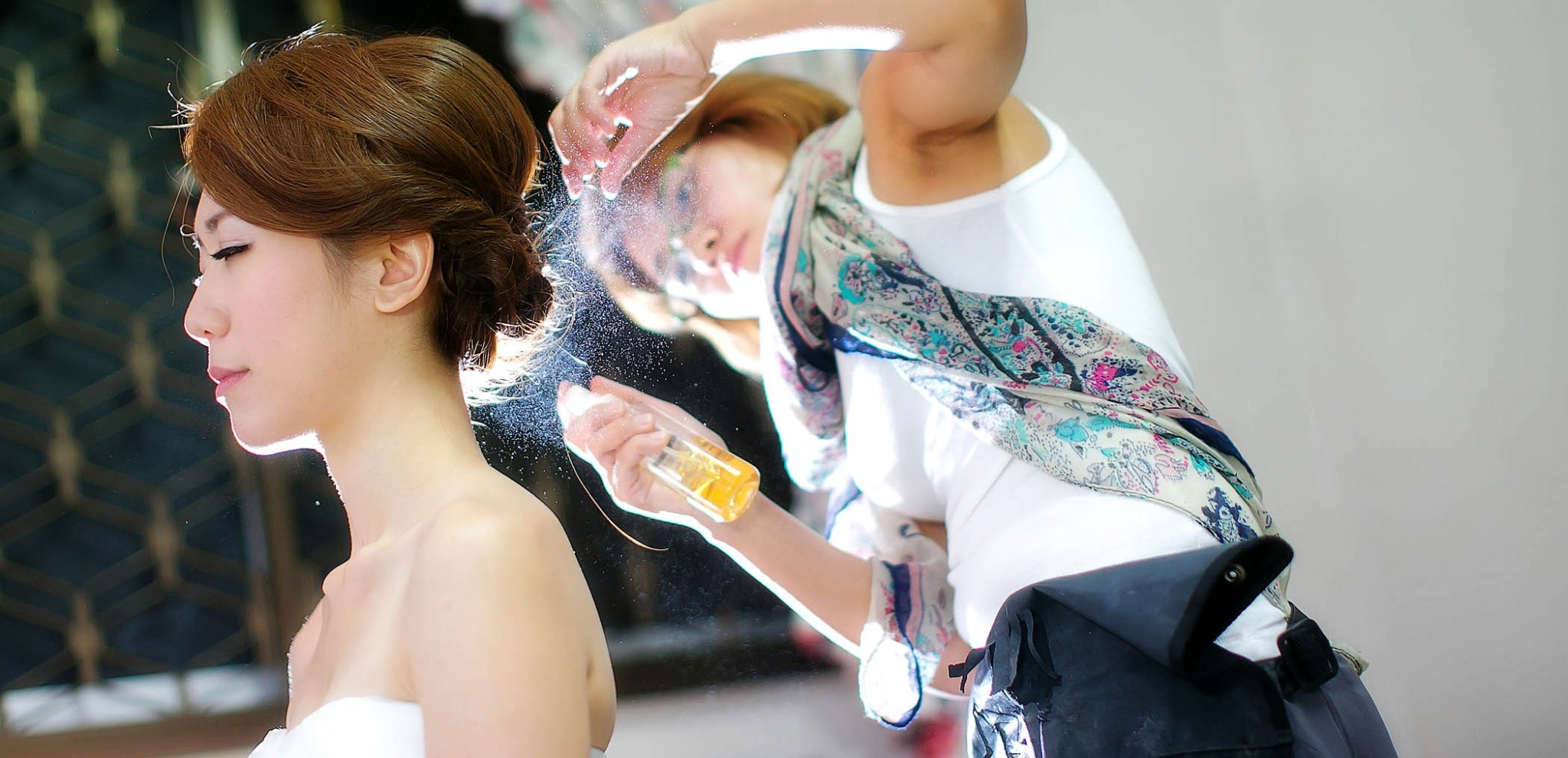 Make-up Artists Wedding Photography Actual Day Package Singapore