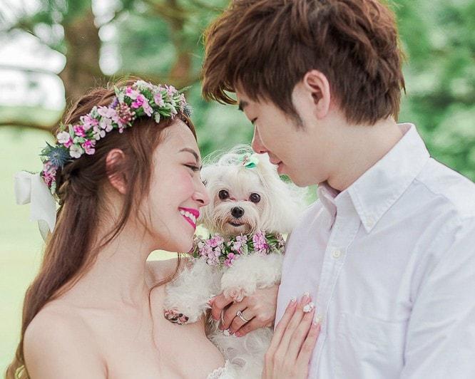 Wedding Photographer Singapore