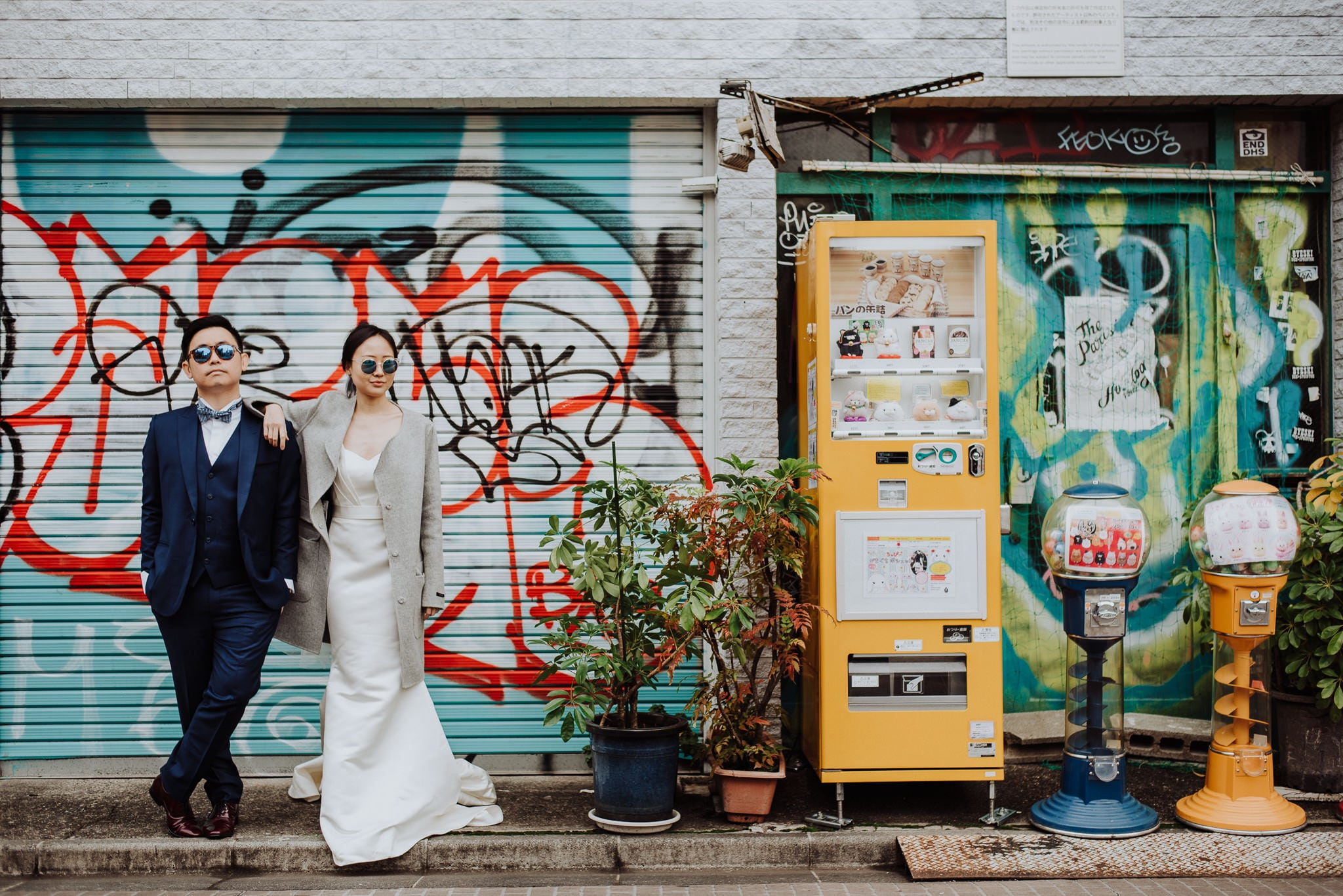 Tokyo Japan Pre Wedding Photography Singapore