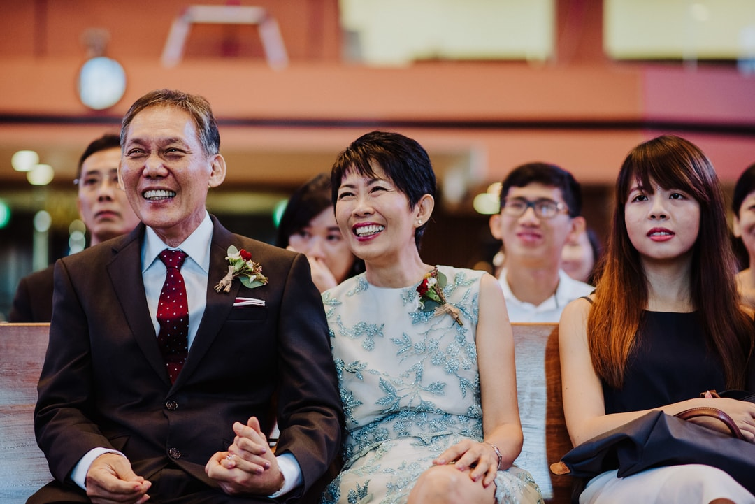 Actual Day Wedding Photography Amos and Pam Singapore