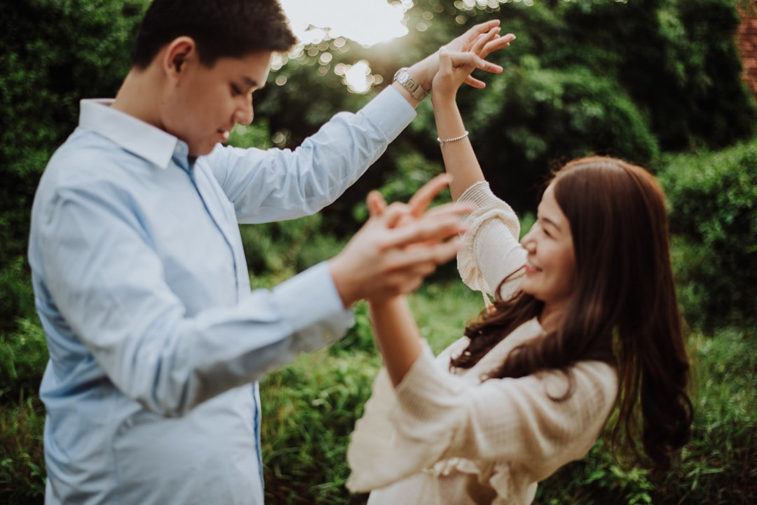 Pre Wedding Photography Darren and Peiwen Singapore