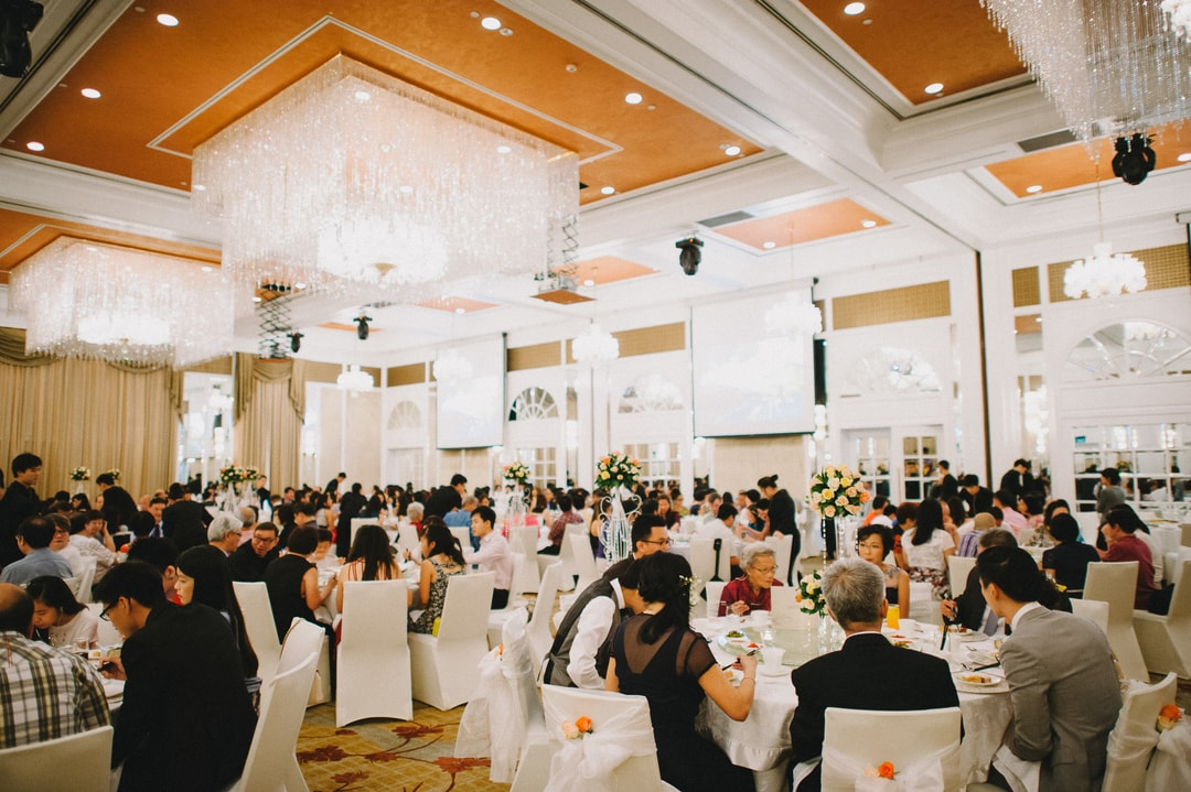 Wedding Banquet Dinner Pre-Wedding Photography Singapore