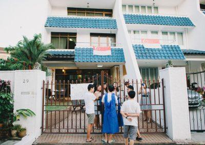 Wedding Gatecrash Pre-Wedding Photography Singapore
