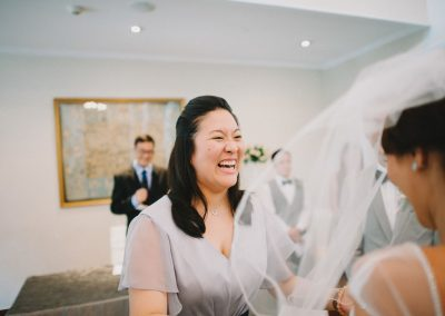 Actual Day Wedding Photography Singapore