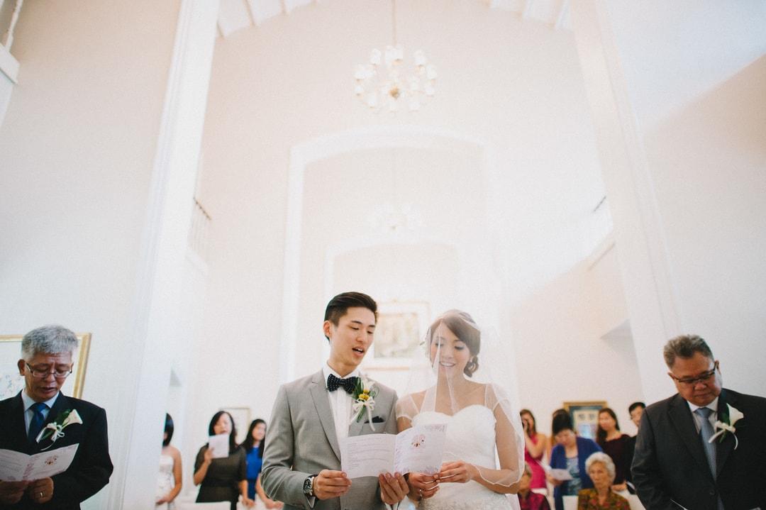 ROM Pre-Wedding Photography Singapore