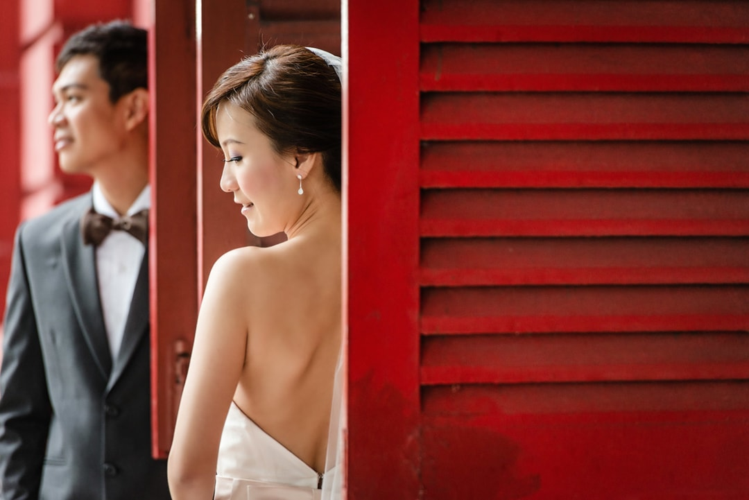 8 Secret Indoor Locations in Singapore perfect for Wedding Photography