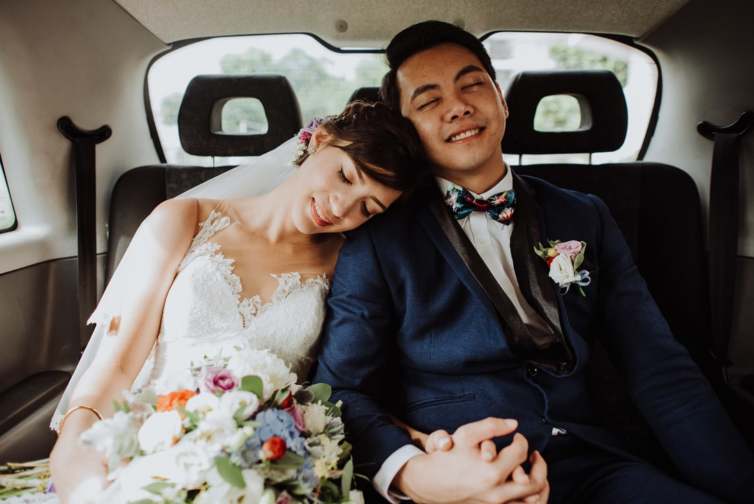 Actual Day Wedding Photography Ronson and Regina Singapore
